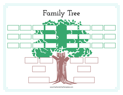 42 family tree templates for 2018 free pdf doc ppt freebie supply