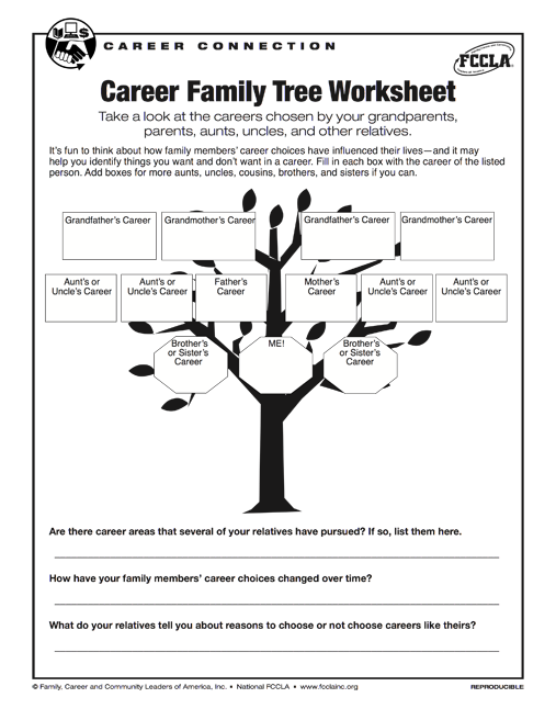 42+ Family Tree Templates for 2018: Free PDF, DOC, PPT - Freebie Supply