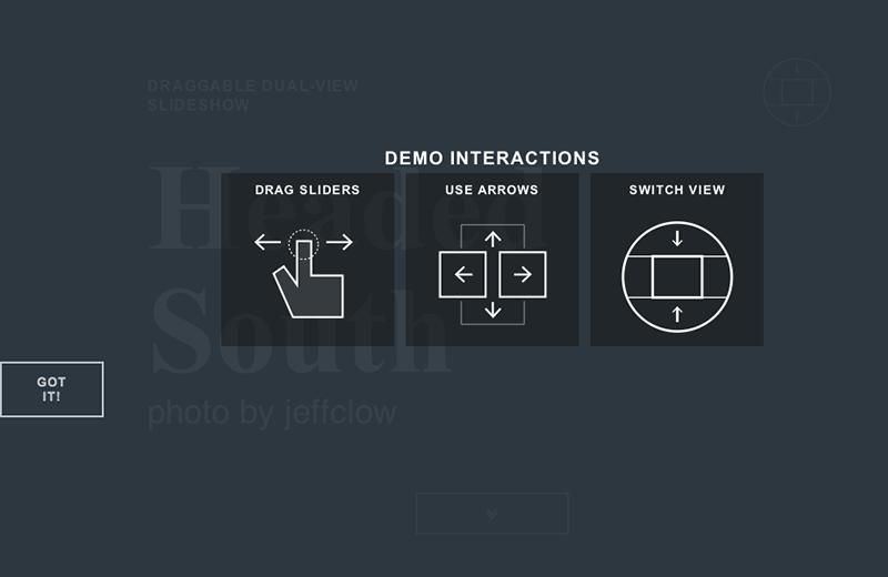 Slick thumbnail slider codepen | Demo 3: Image slider with vertical