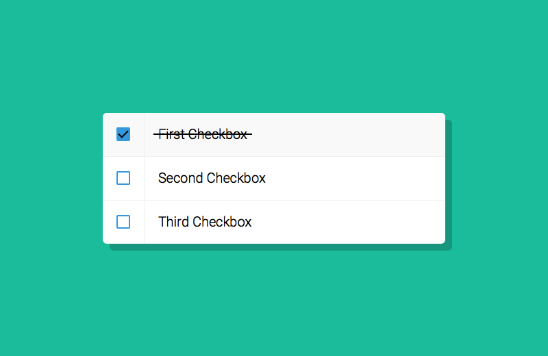 25+ CSS Checkbox Styles From CodePen 2018 - Freebie Supply