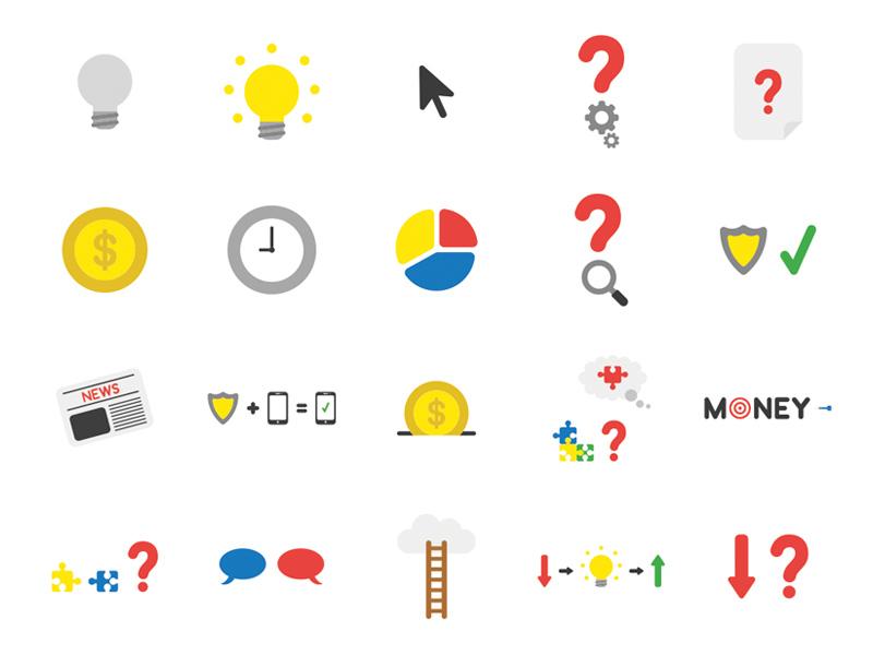 20 Free Icons - Freebie Supply