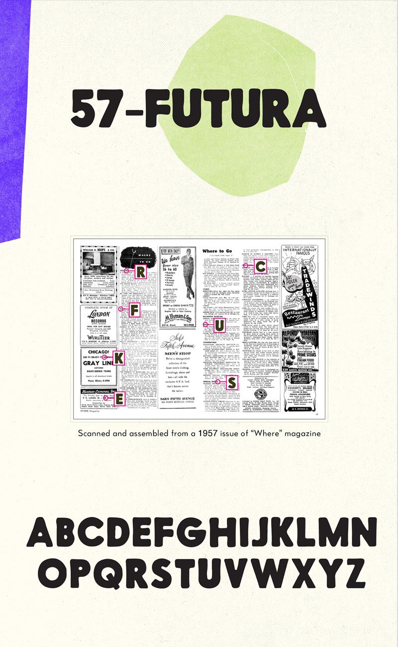 57-Futura Font - Freebie Supply