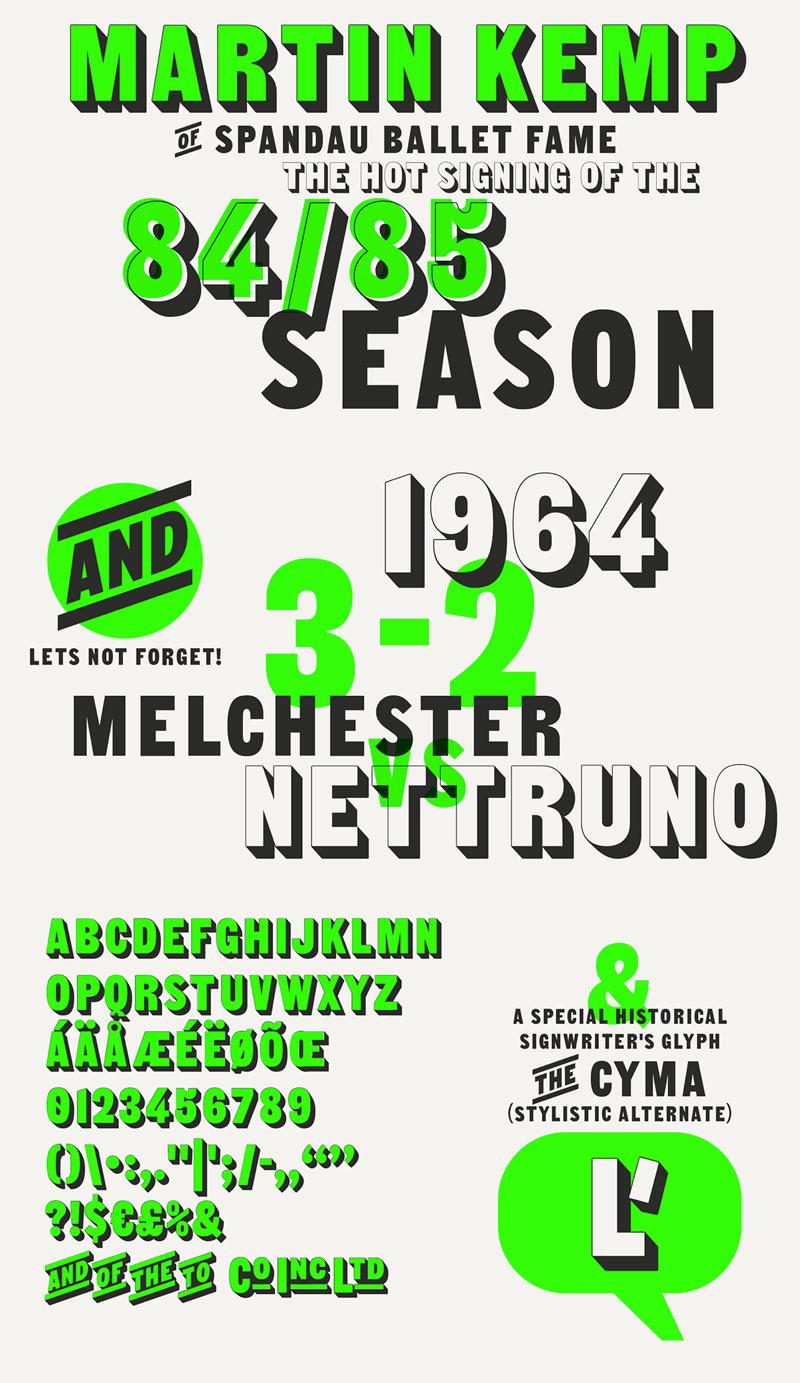 Borough Grotesk Font - Free Typeface - Freebie Supply
