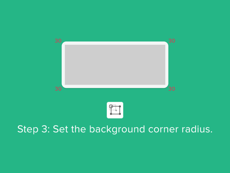 Cool Design Tip - Nested Rounded Corners - Freebie Supply