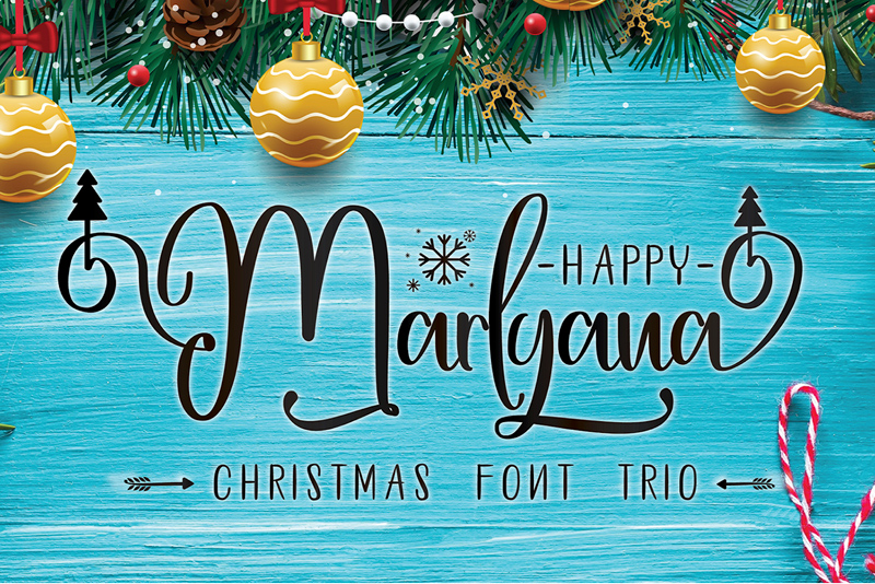 Happy Marlyana Script Free Font - Freebie Supply