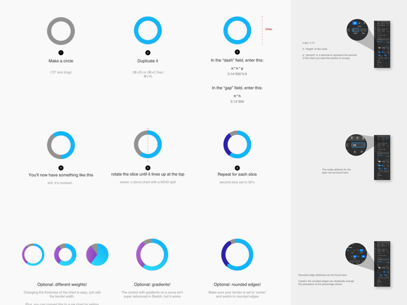 Donut Chart Codepen
