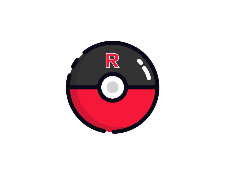 team rocket ball