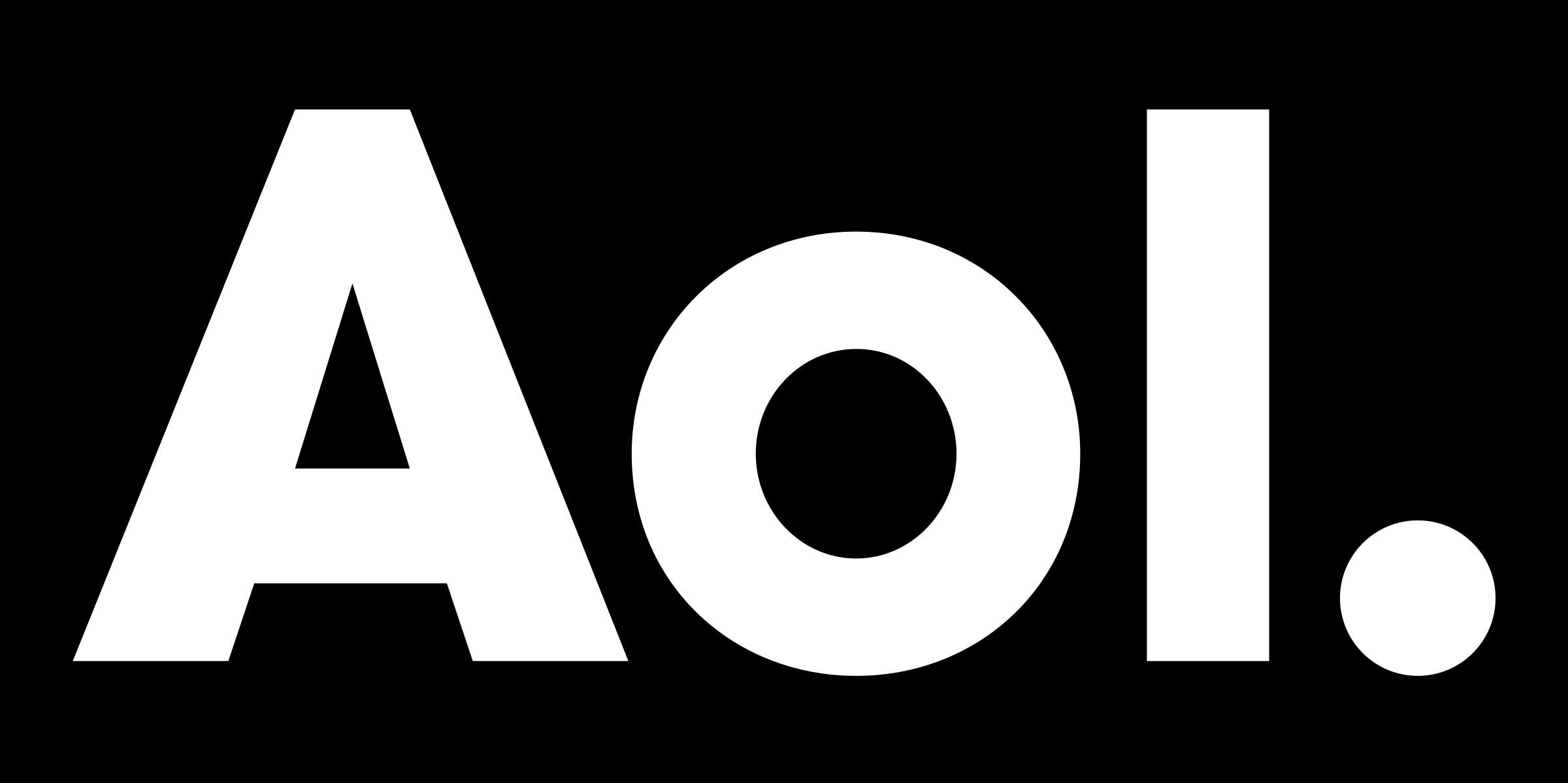 AOL Logo PNG Transparent & SVG Vector - Freebie Supply