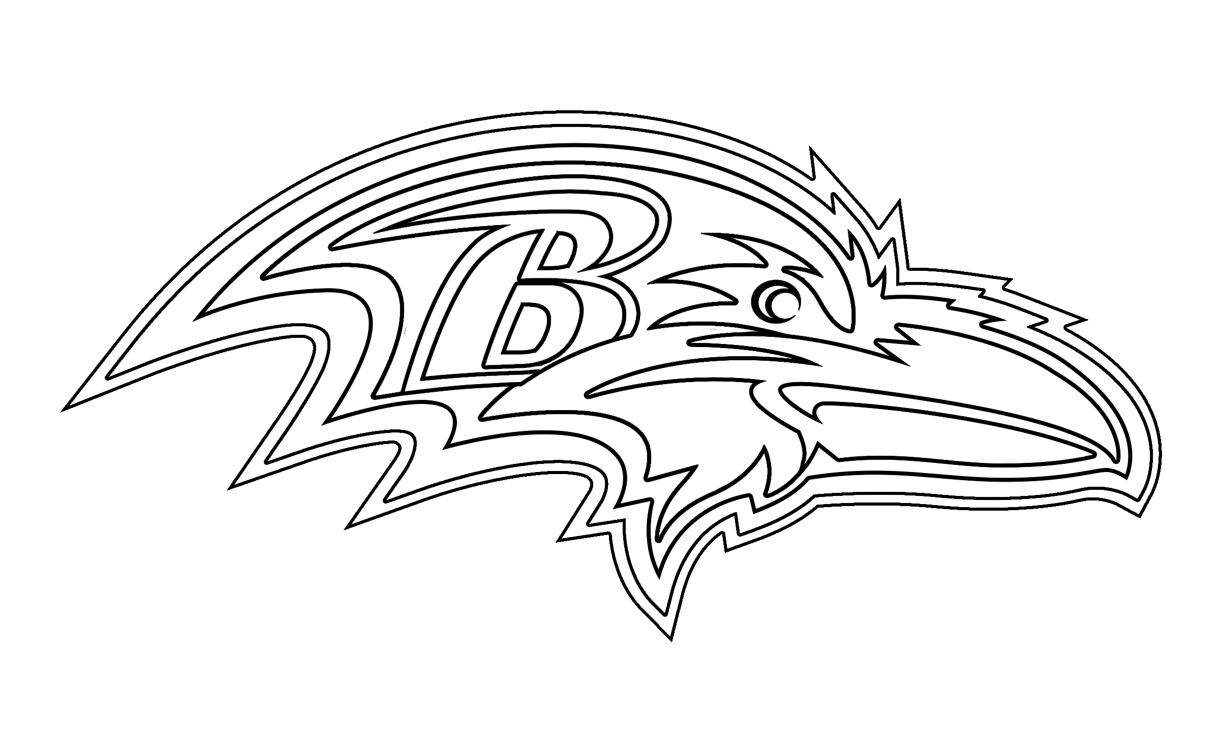 Baltimore Ravens Logo PNG Transparent & SVG Vector