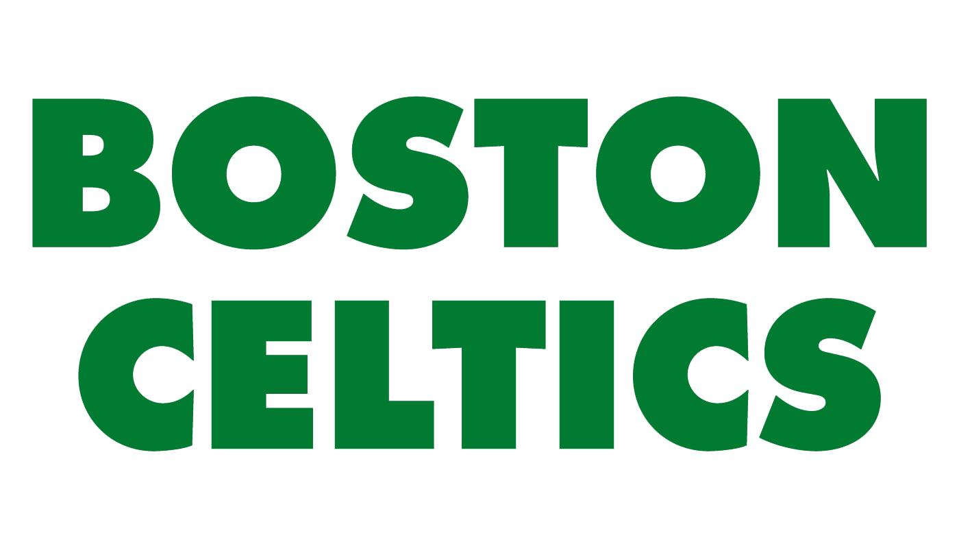 Boston Celtics Logo Font
