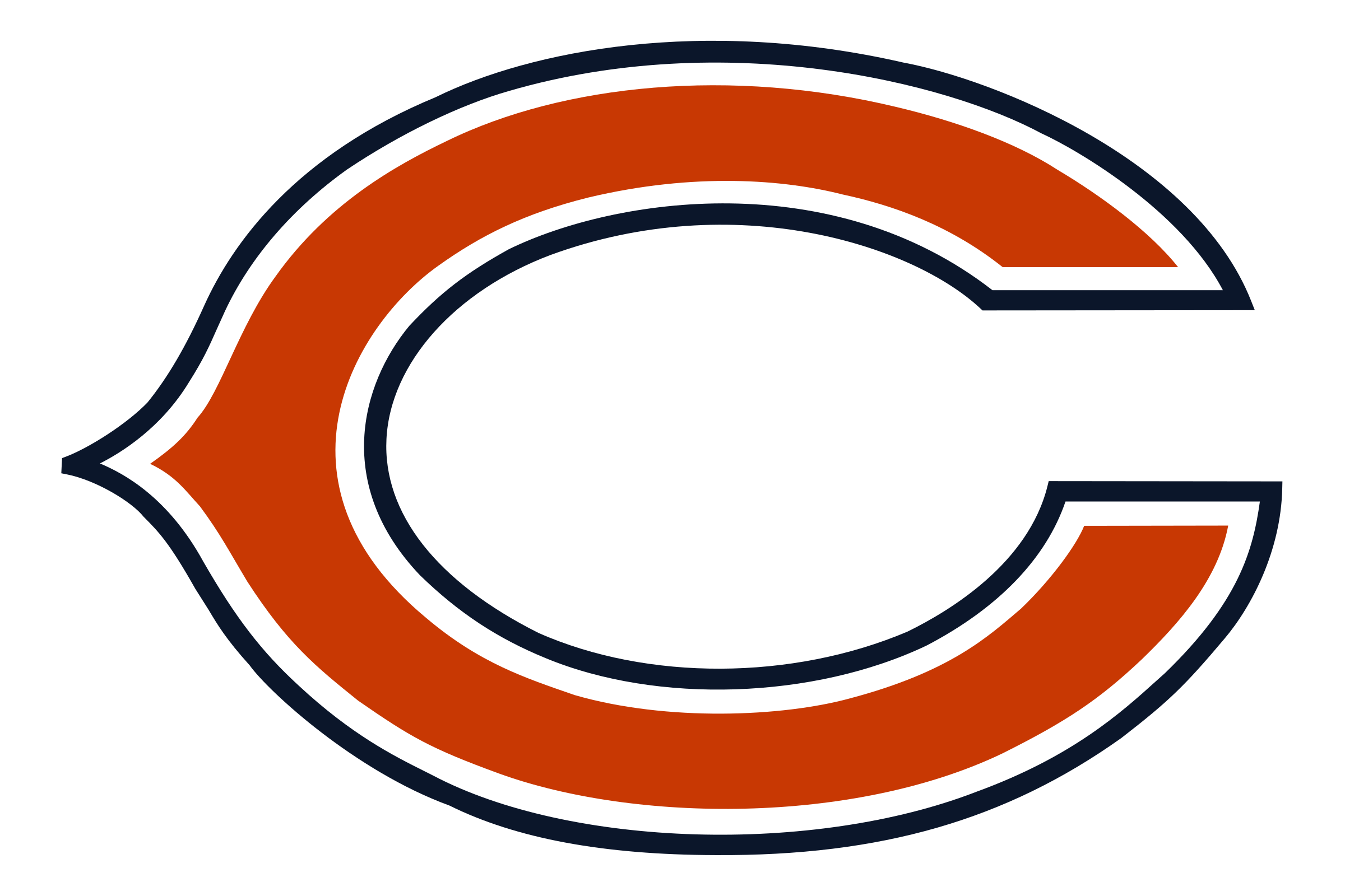 Chicago Bears Logo Png Transparent Svg Vector Freebie Supply