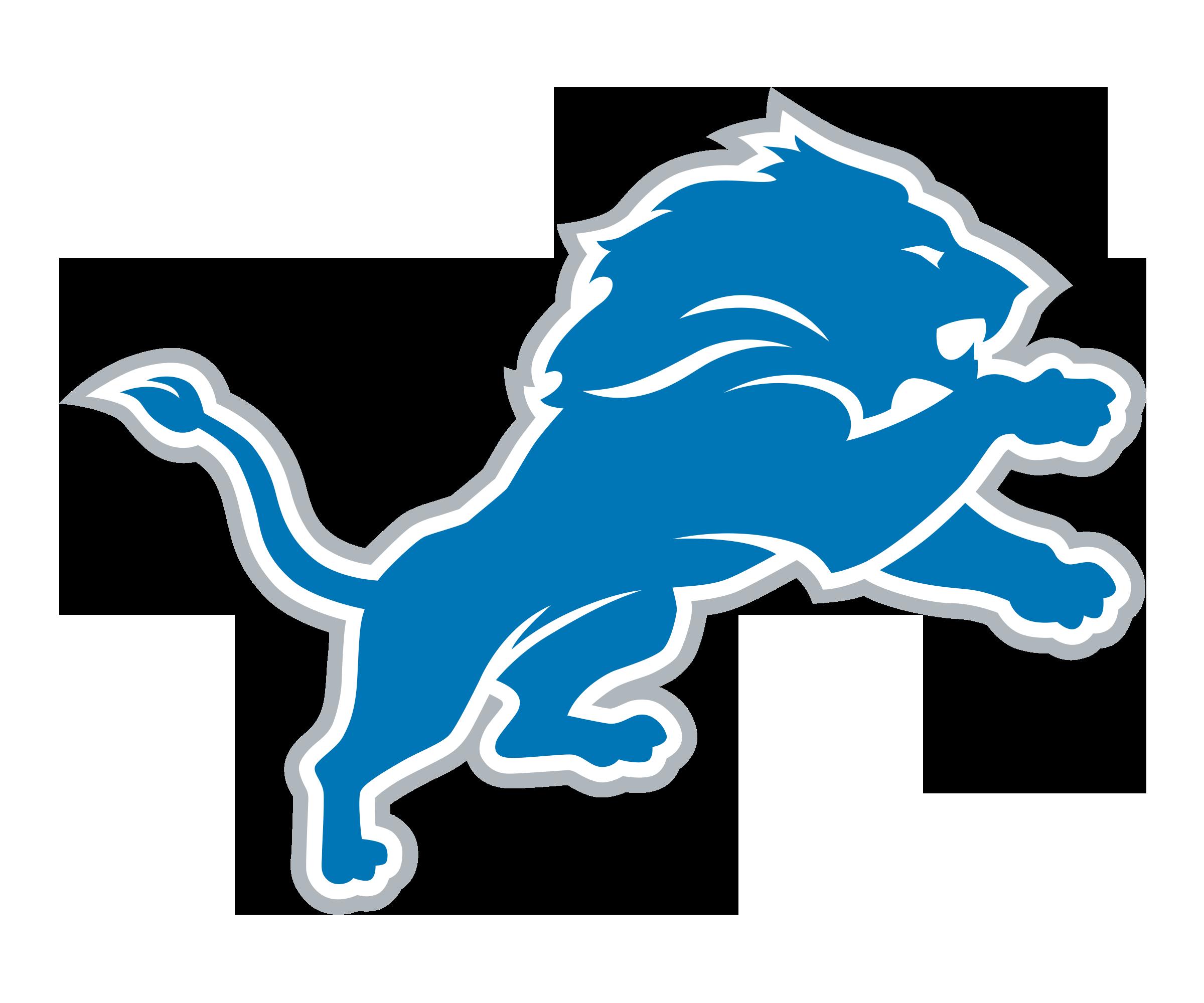 Detroit Lions Logo Transparent
