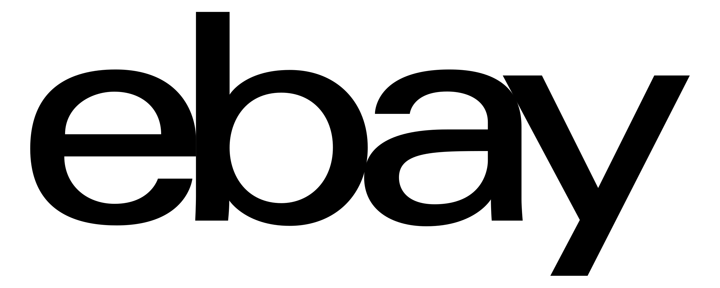 Ebay Logo Png Transparent Svg Vector Freebie Supply