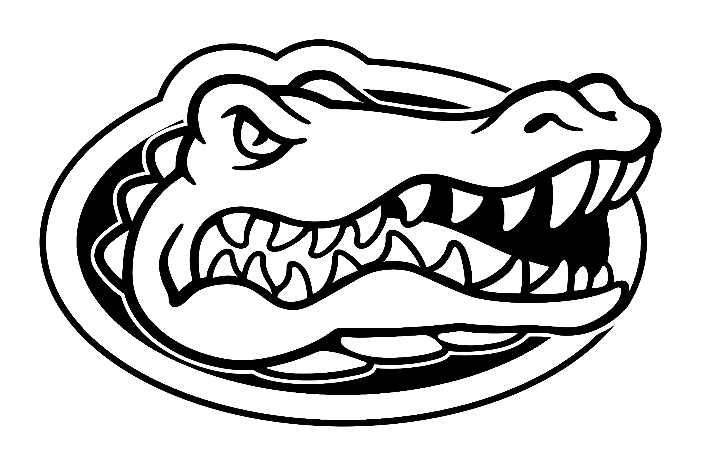 Florida Gators Logo PNG Transparent & SVG Vector - Freebie ...