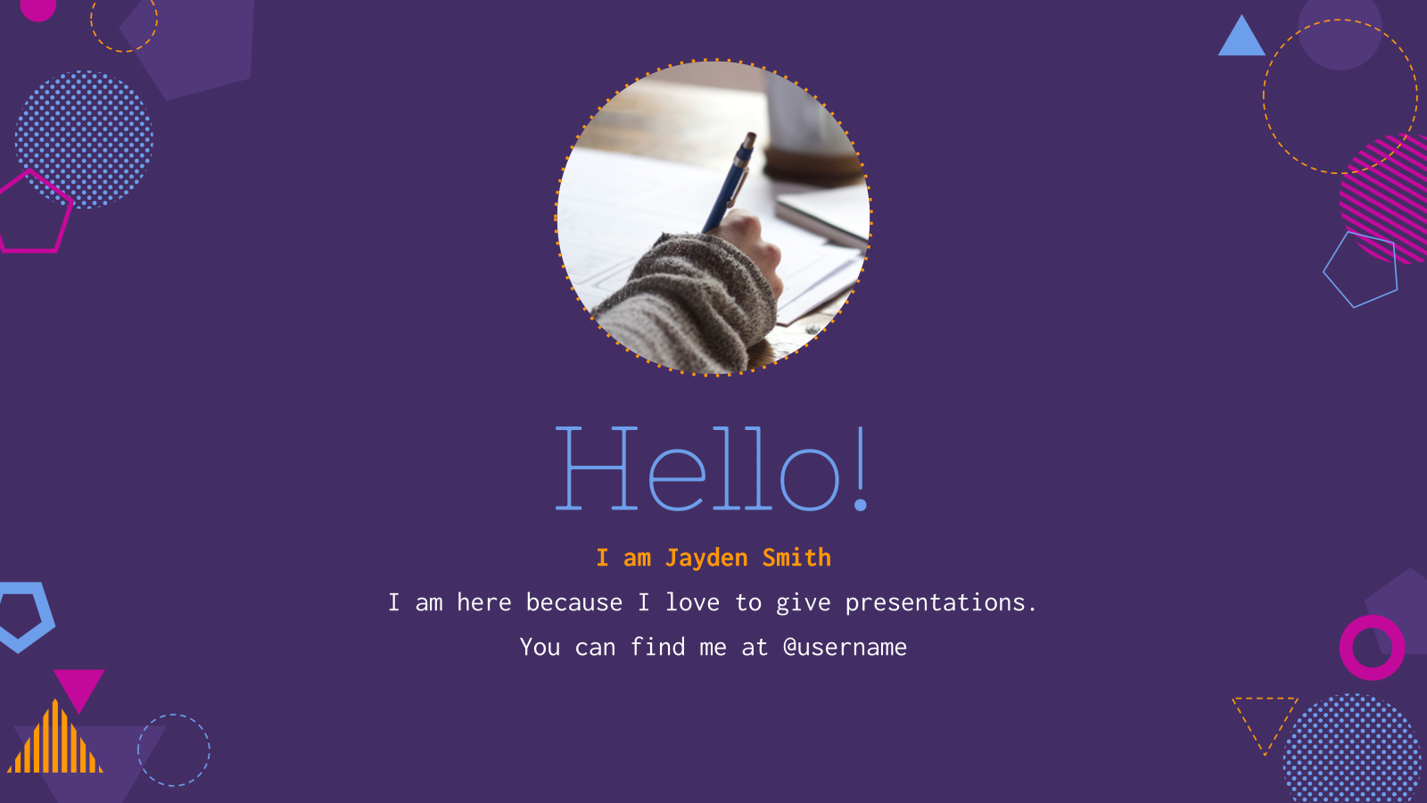 hecate google slides theme free powerpoint template freebie supply