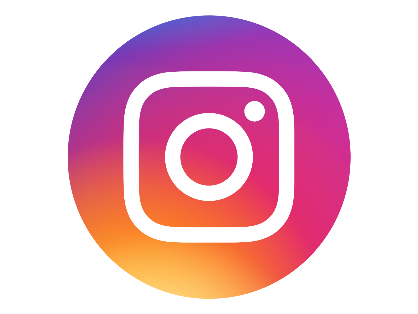 Instagram Logo PNG Transparent & SVG Vector - Freebie Supply