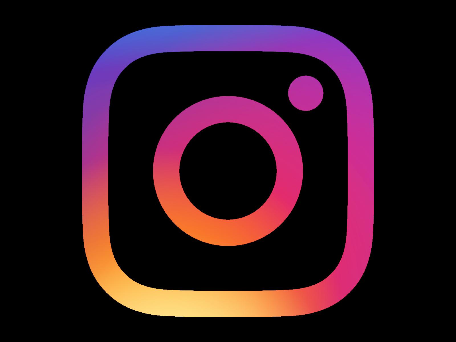 Instagram Logo PNG Transparent & SVG Vector