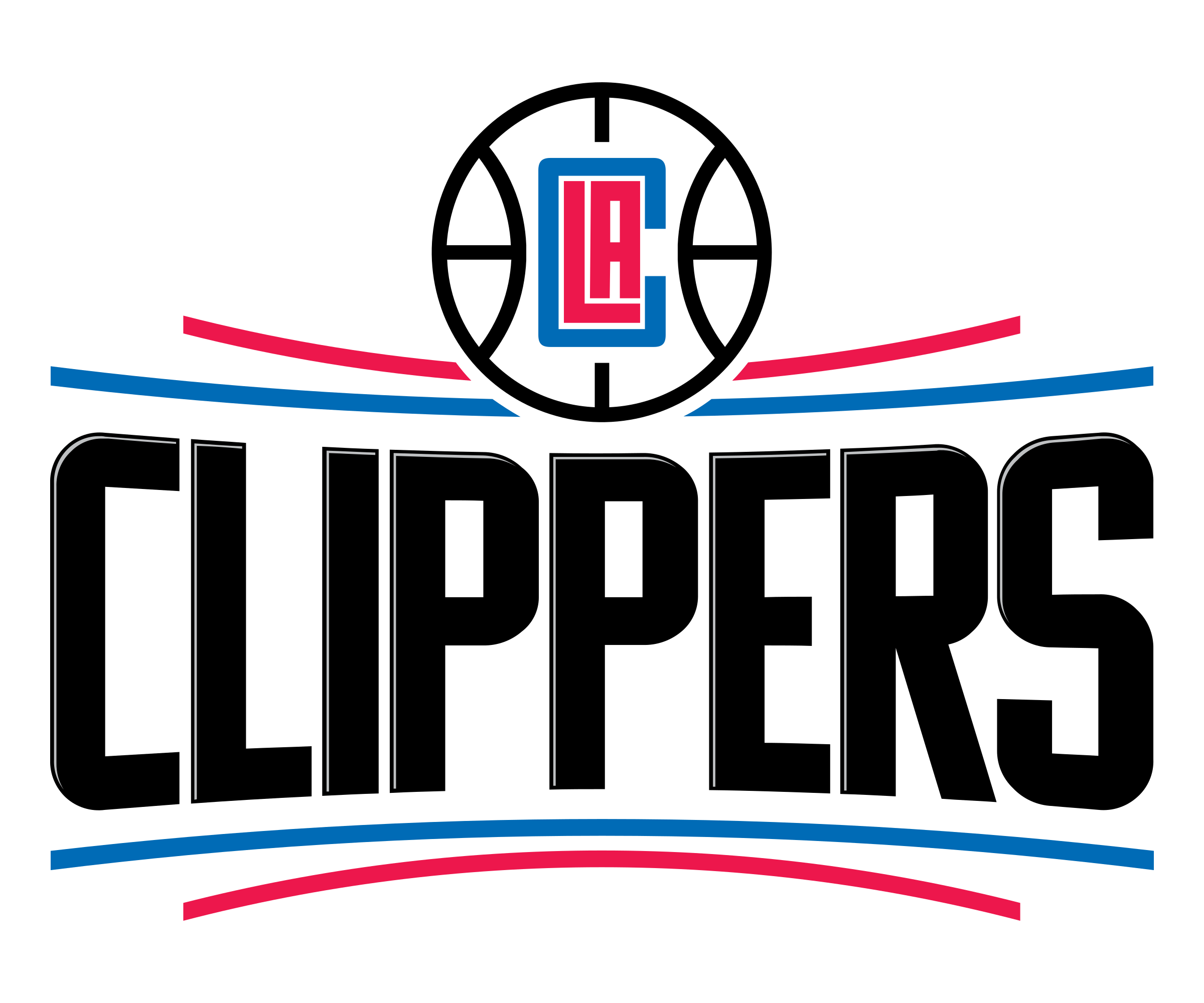Los Angeles Clippers Logo Png Transparent Svg Vector Freebie Supply
