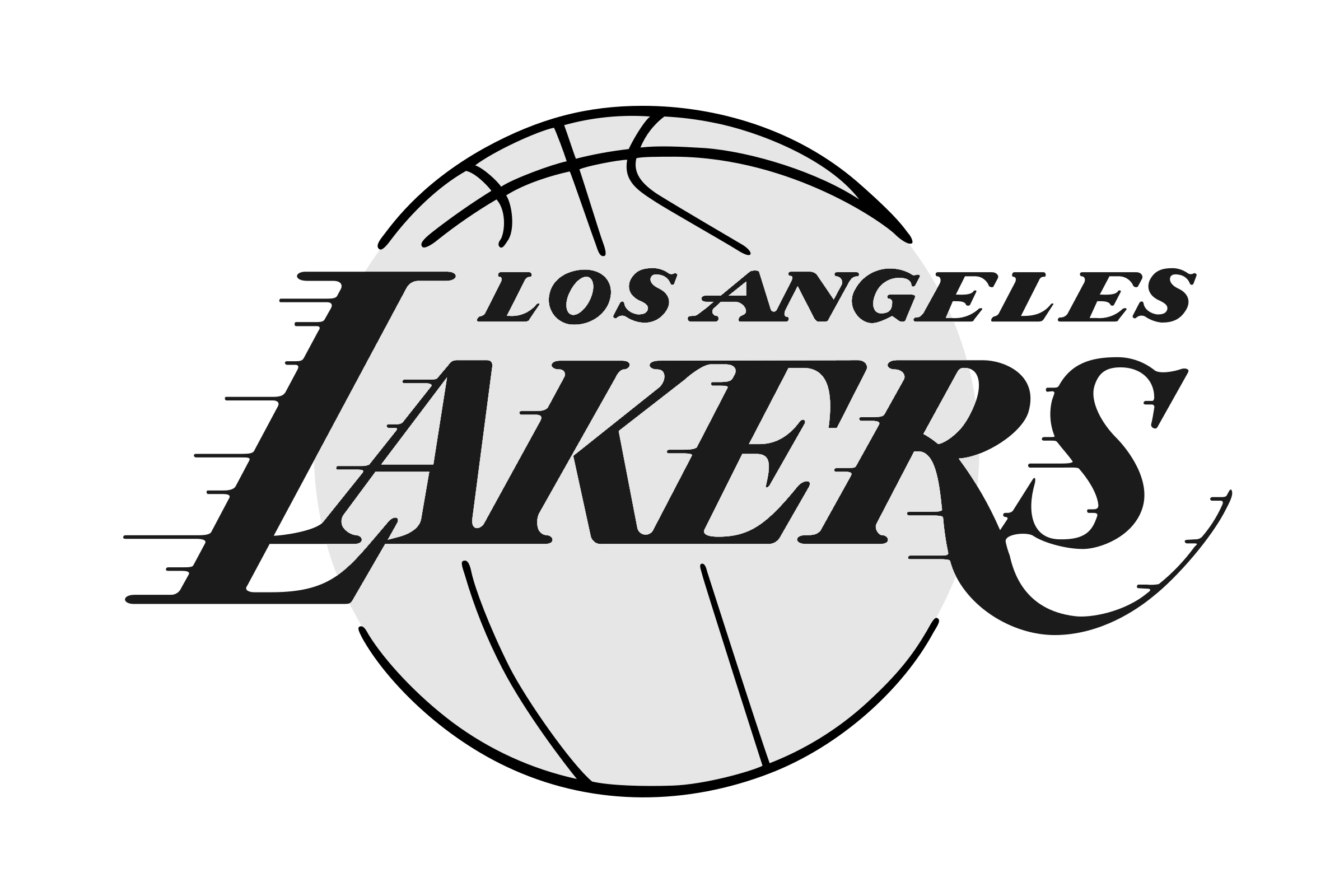 Los Angeles Lakers Logo Png Transparent Svg Vector Freebie Supply