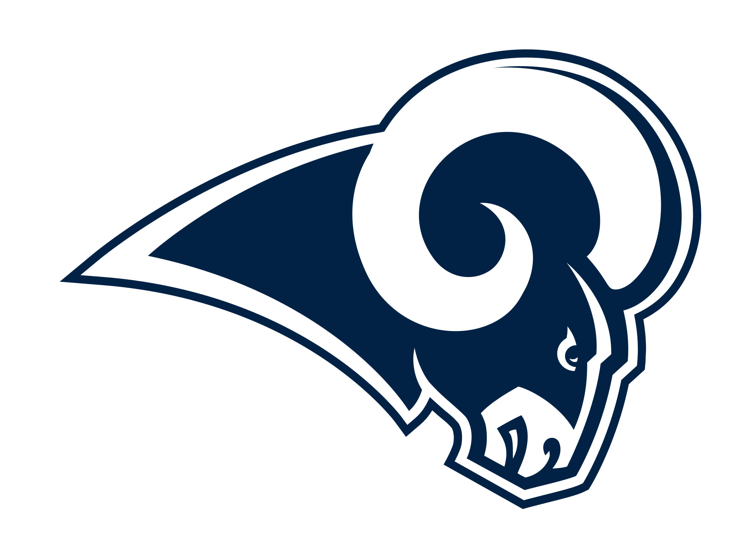 Los Angeles Rams Logo Png Transparent Svg Vector Freebie Supply