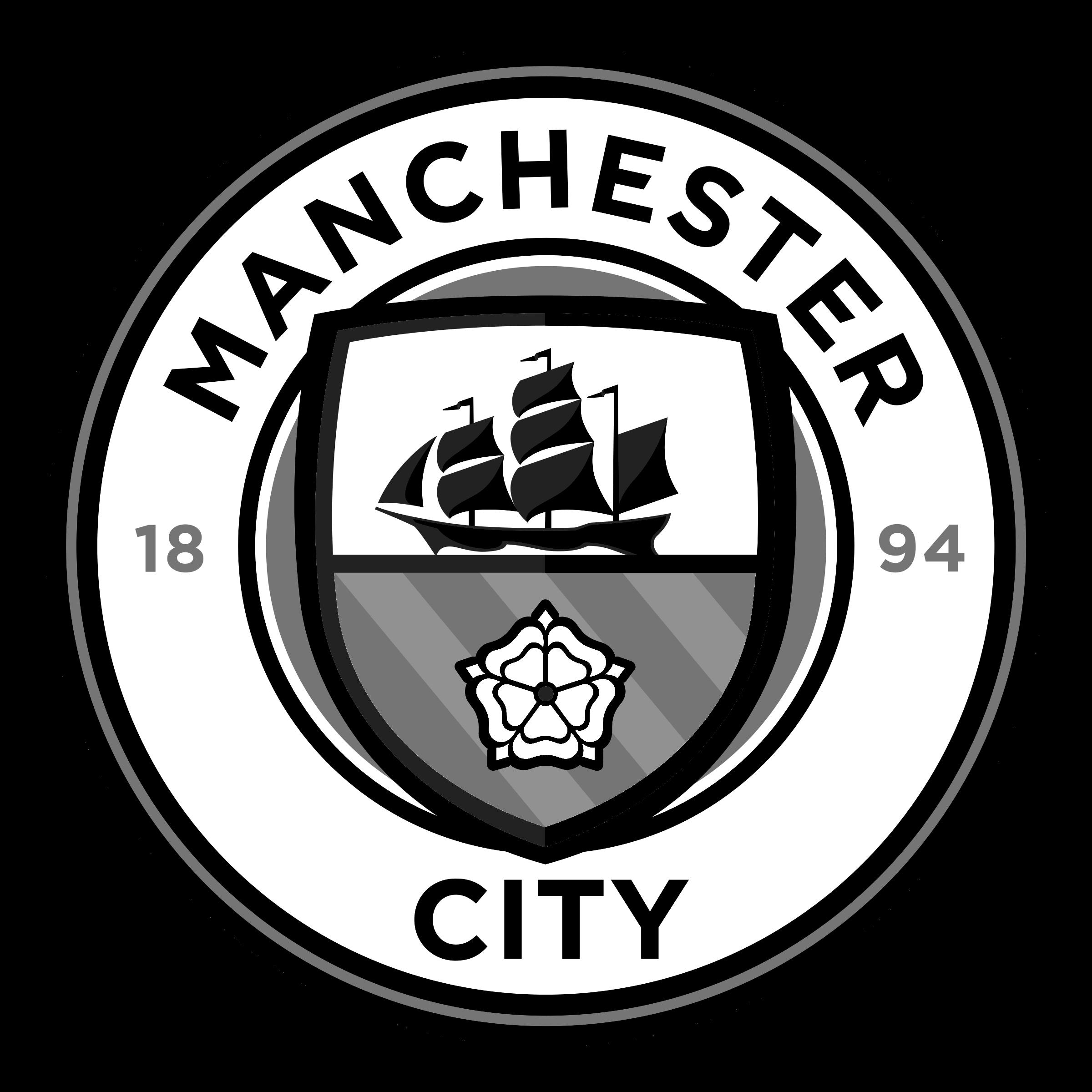 Manchester City Logo PNG Transparent & SVG Vector