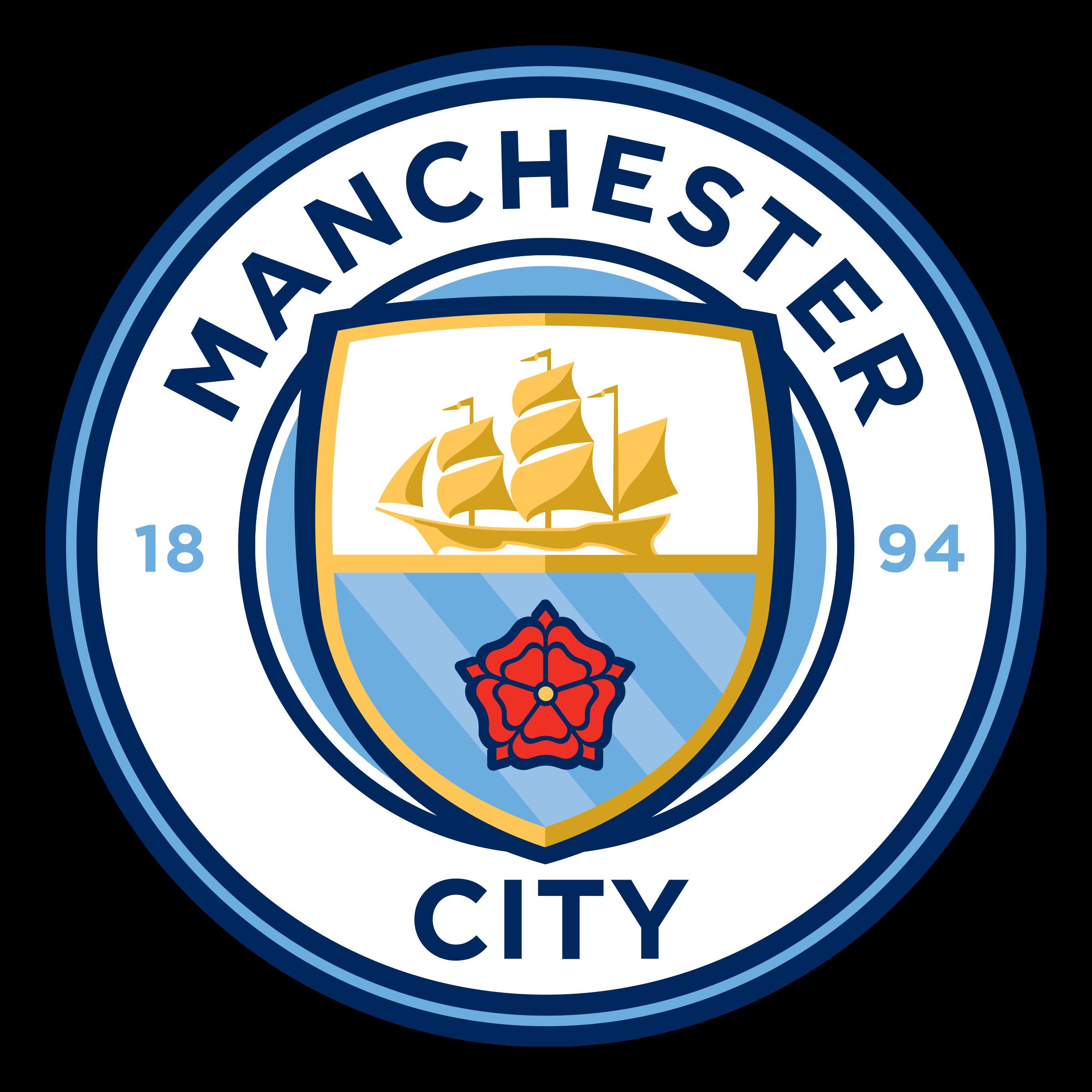 Manchester City Logo Png Transparent Svg Vector Freebie Supply