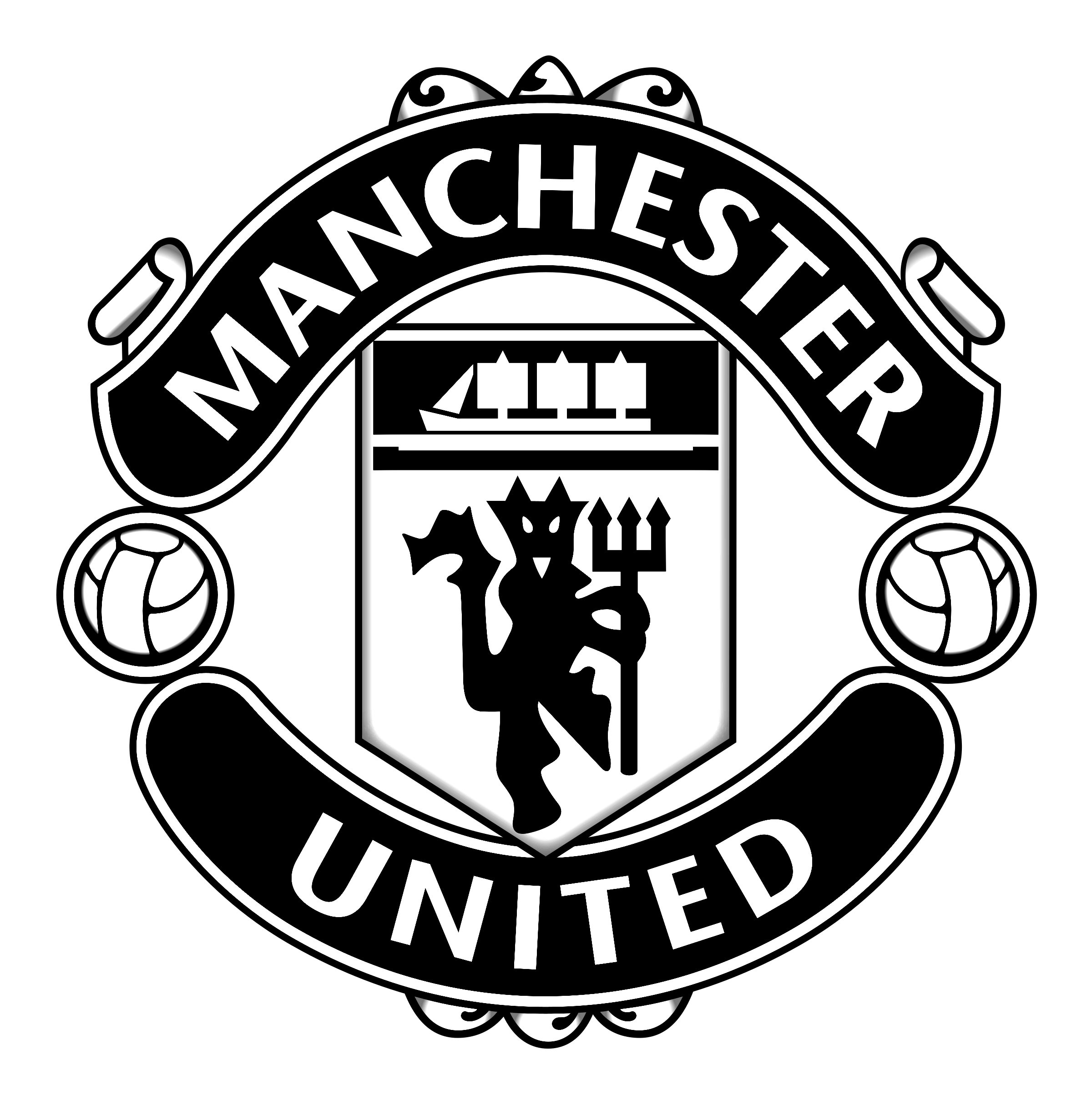 Manchester United Logo Png Transparent Svg Vector Freebie Supply