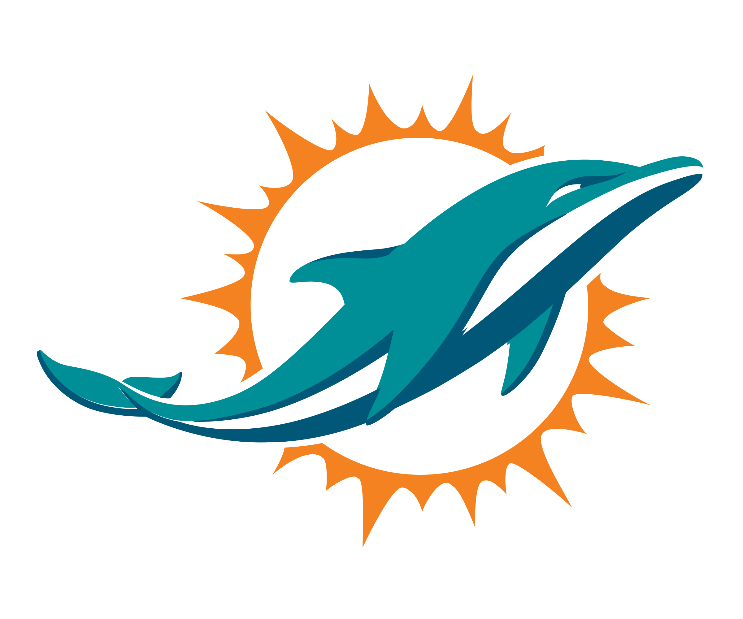 Miami Dolphins Logo Png Transparent Svg Vector Freebie Supply