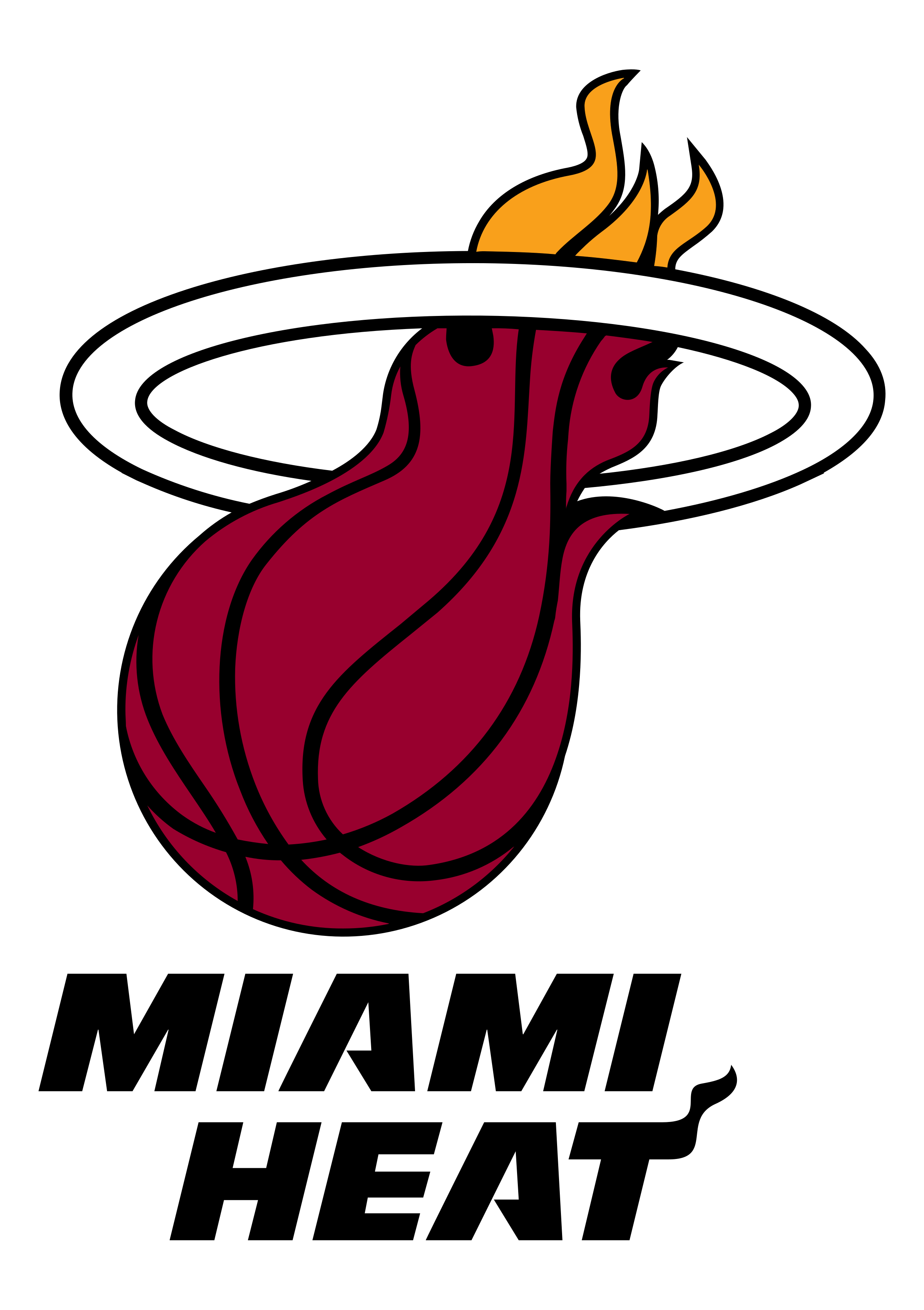 Miami Heat Logo Png Transparent Svg Vector Freebie Supply