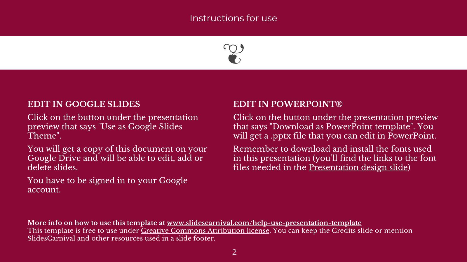 nerissa free powerpoint template google slides theme freebie