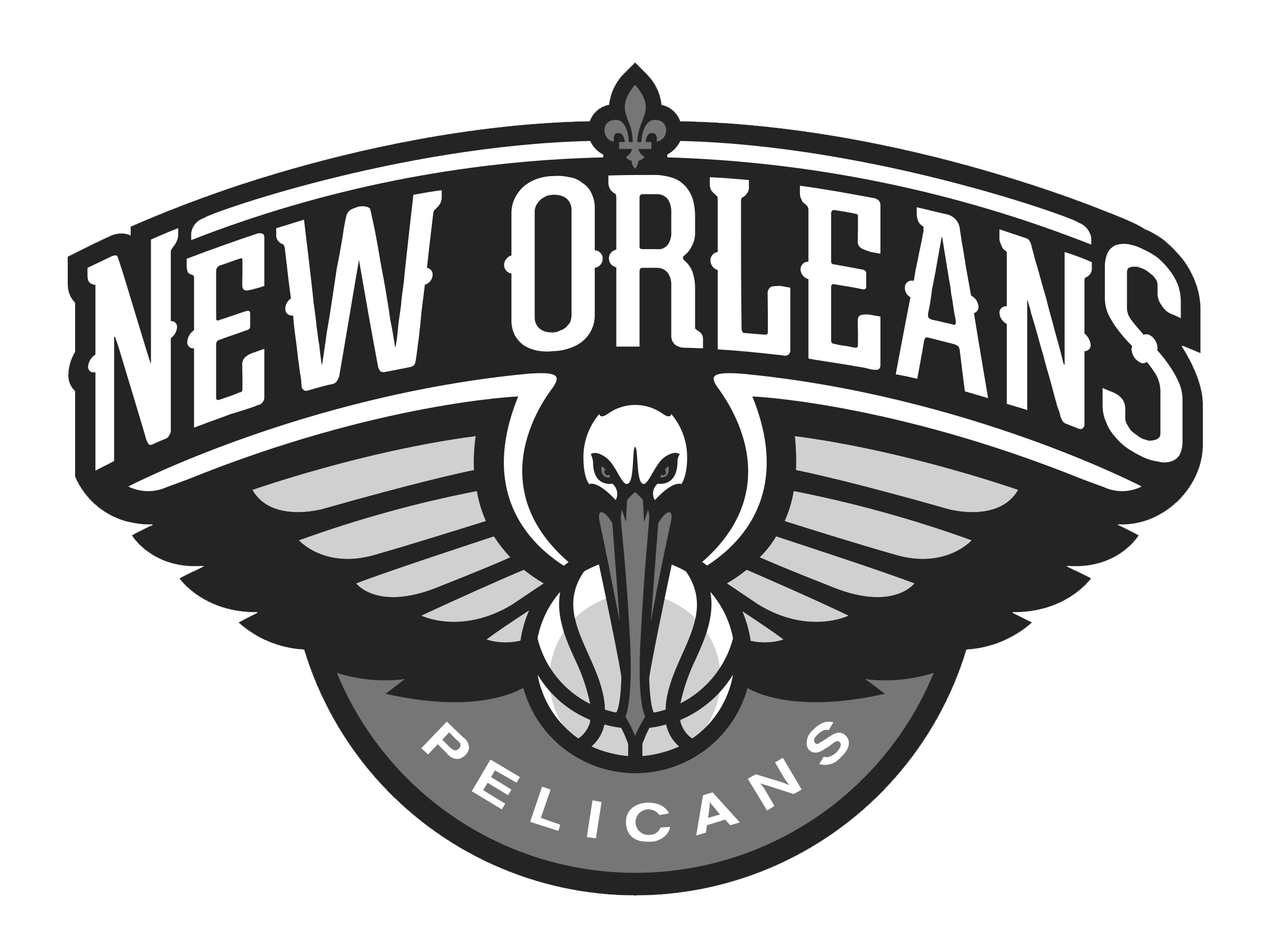 New Orleans Pelicans Logo Png Transparent Svg Vector