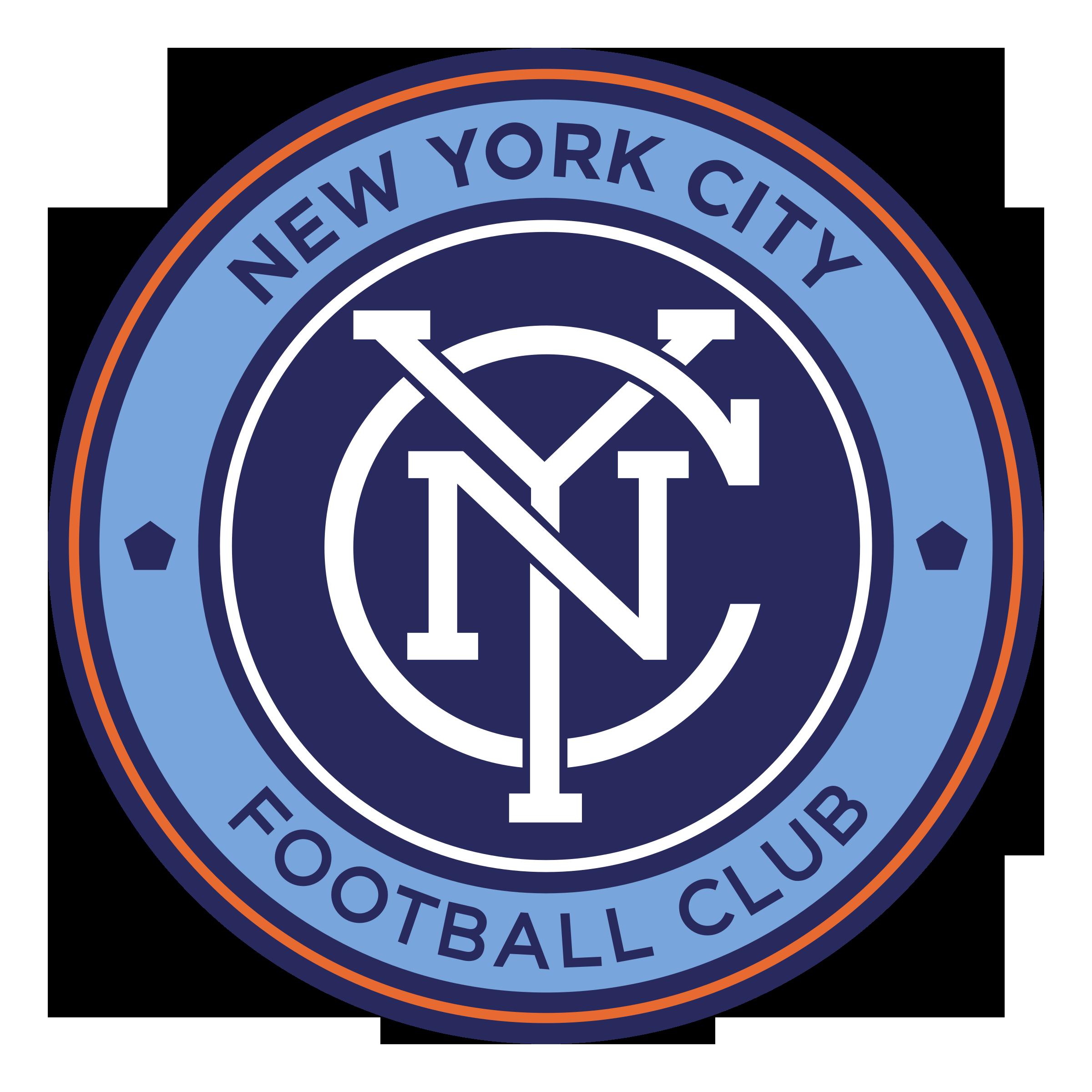 Image result for New York City FC logo