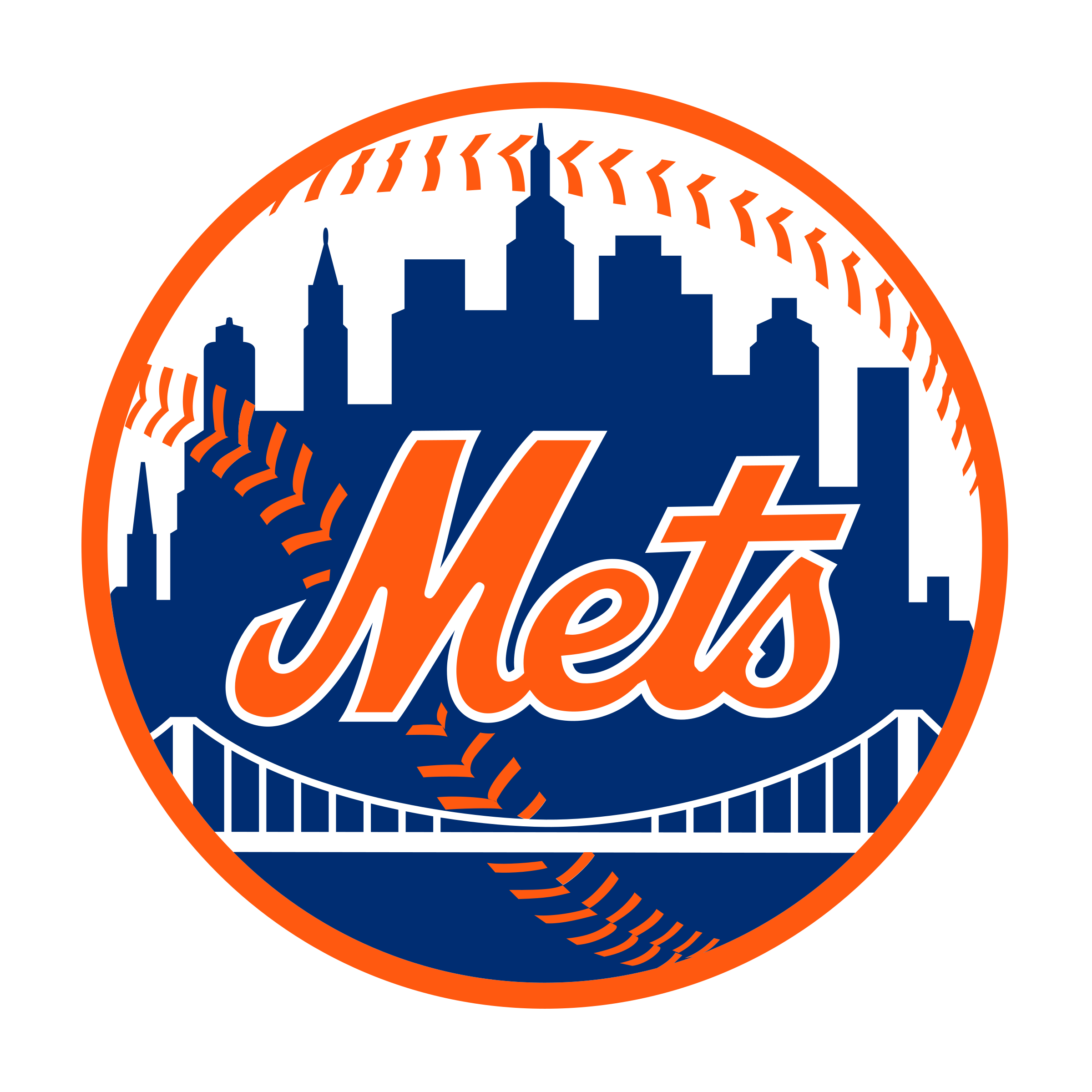 New York Mets Logo Png Transparent Svg Vector Freebie Supply
