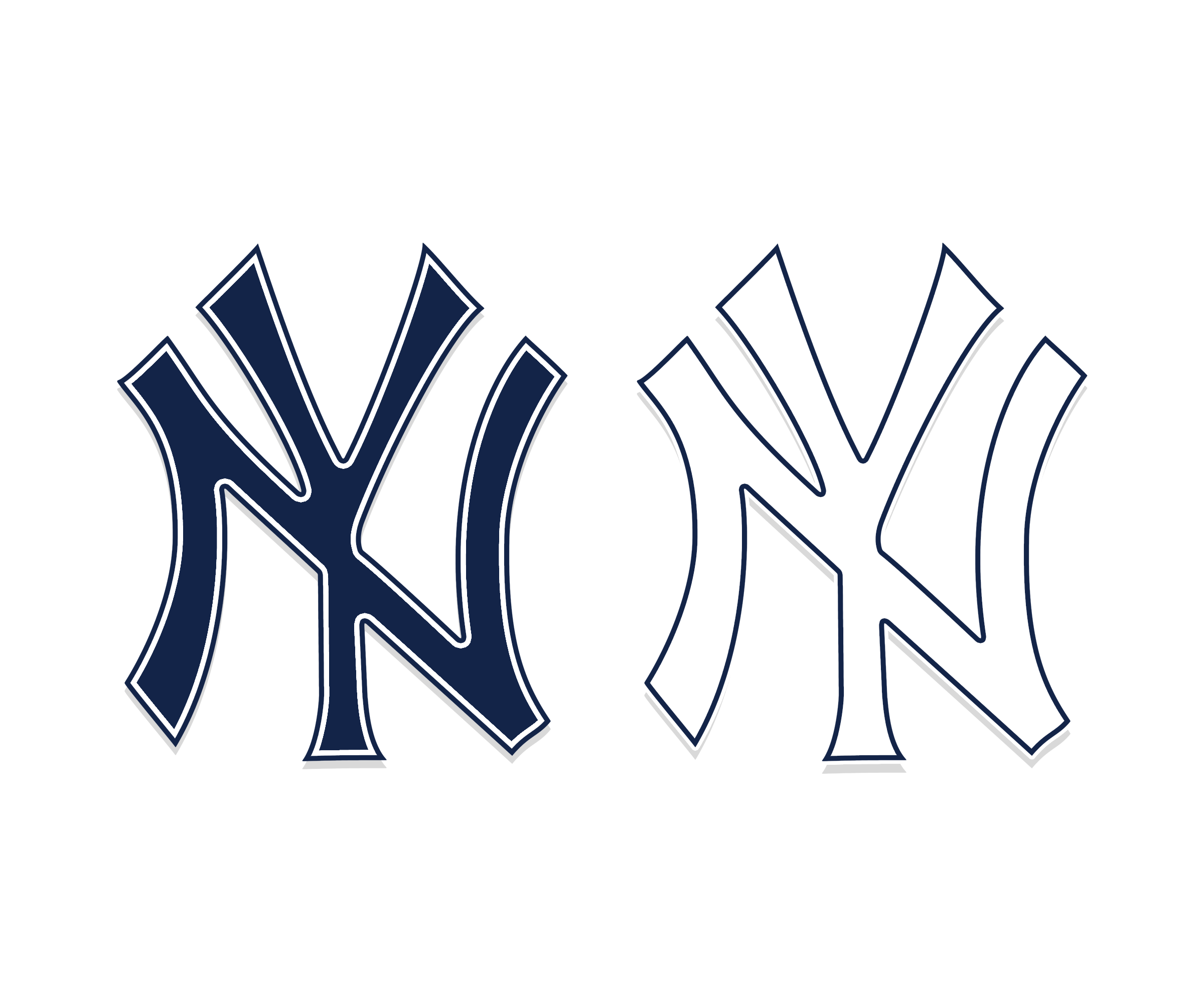 new york yankees logo png transparent svg vector freebie supply