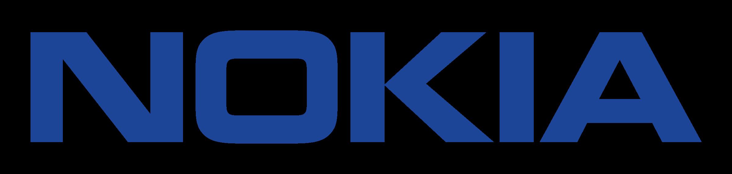 Nokia Logo PNG Transparent & SVG Vector - Freebie Supply