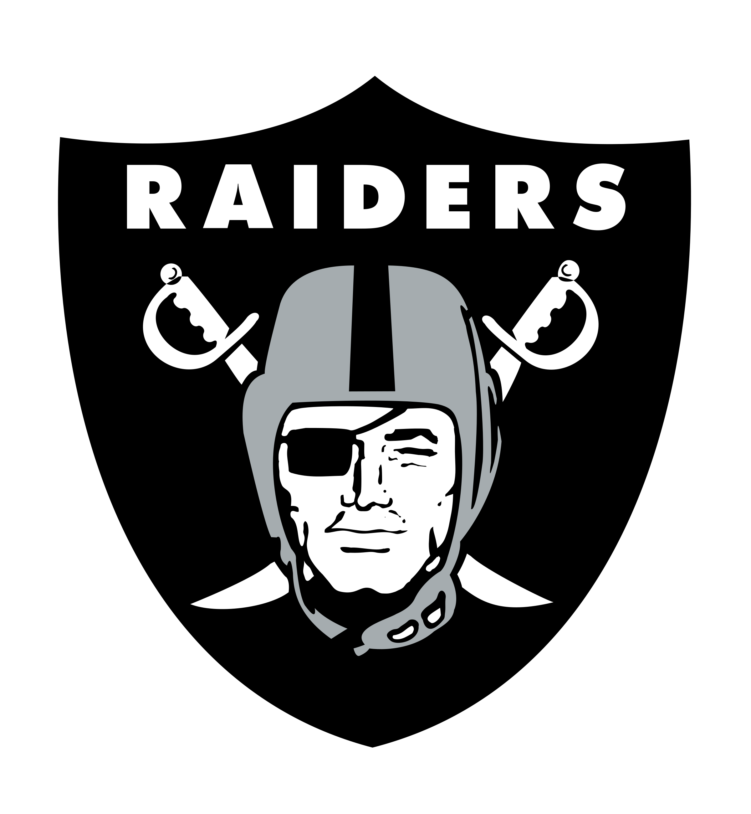 Image result for oakland raiders png