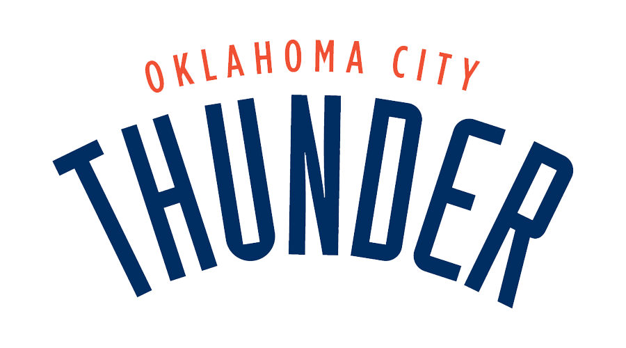 Oklahoma City Thunder Logo PNG Transparent & SVG Vector