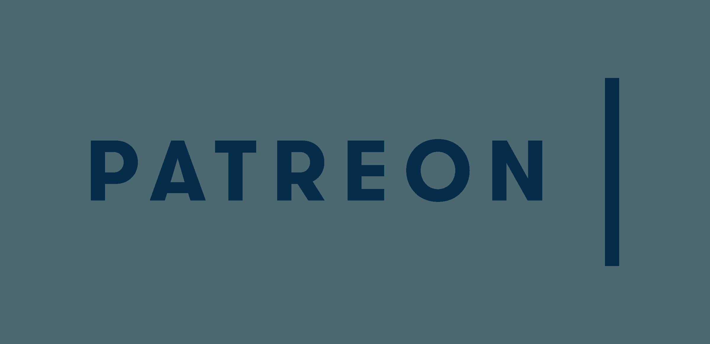 Patreon Logo PNG Transparent & SVG Vector   Freebie Supply