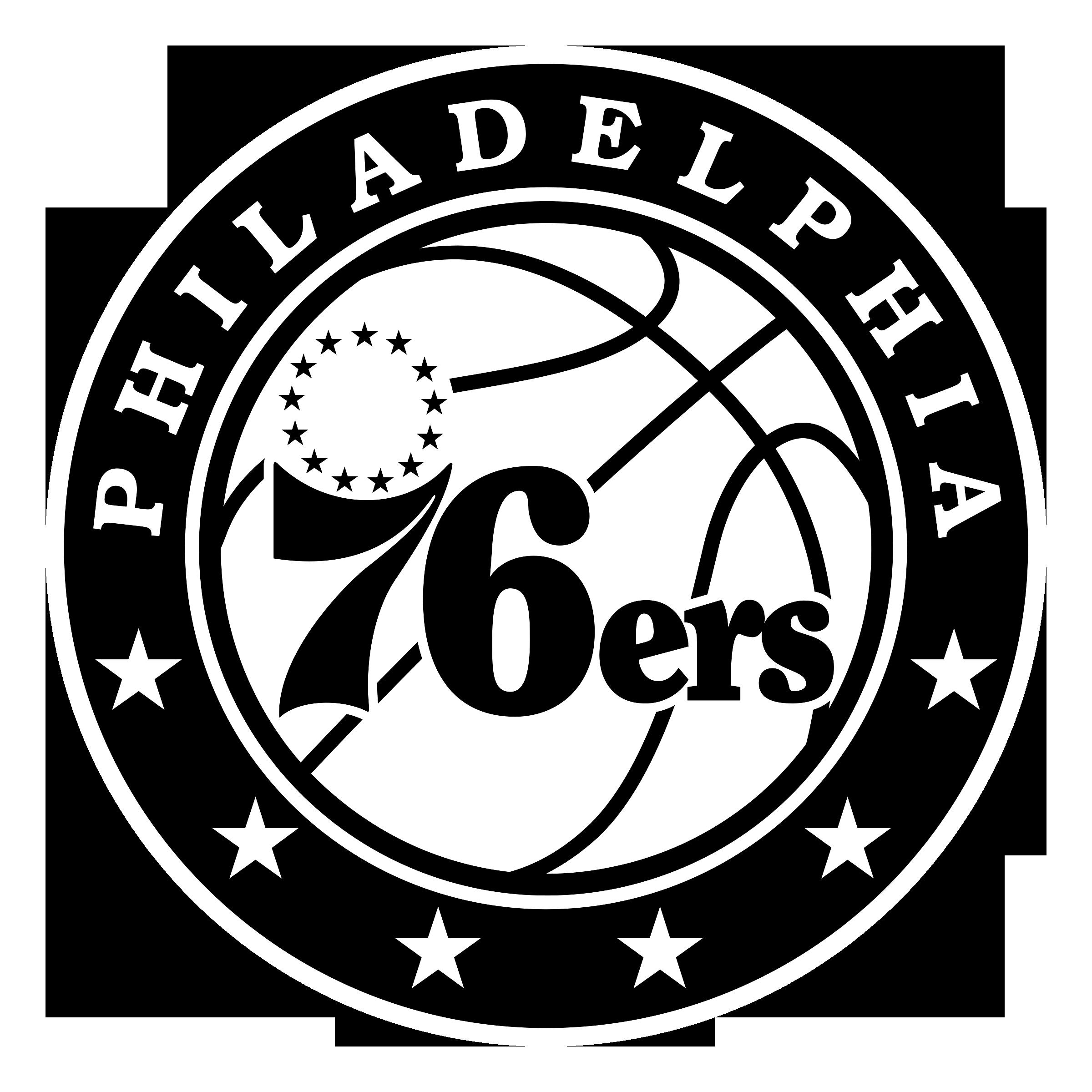 Philadelphia 76ers Logo Png Transparent Svg Vector Freebie Supply