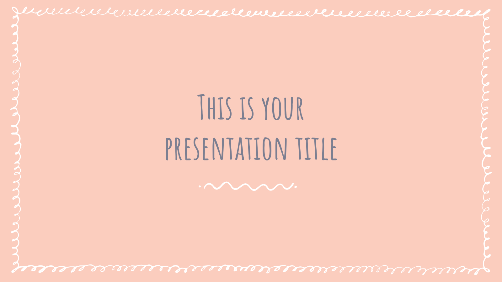 Quickly Google Slides Theme Free PowerPoint Template