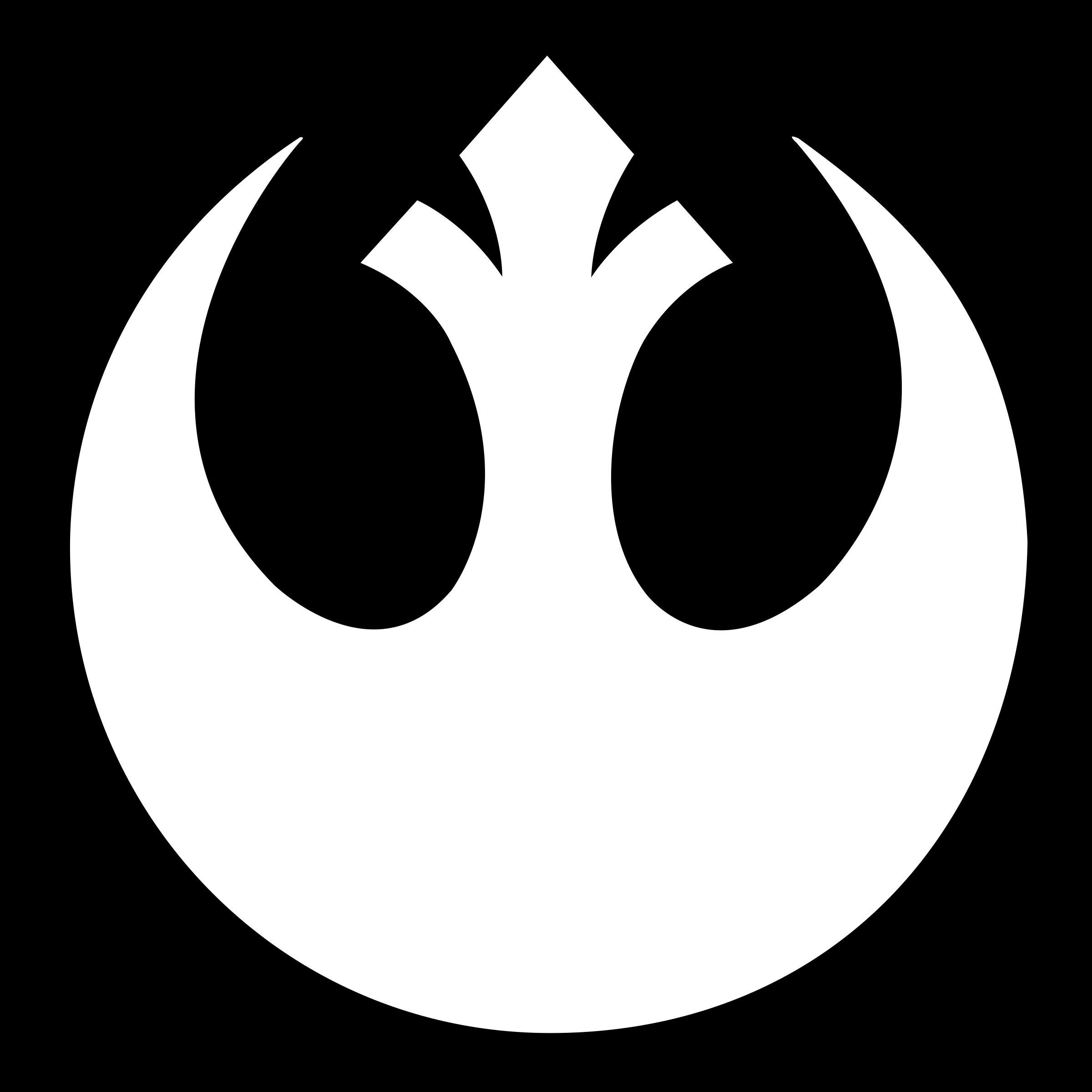 Rebel Alliance Logo Png Transparent Svg Vector Freebie Supply