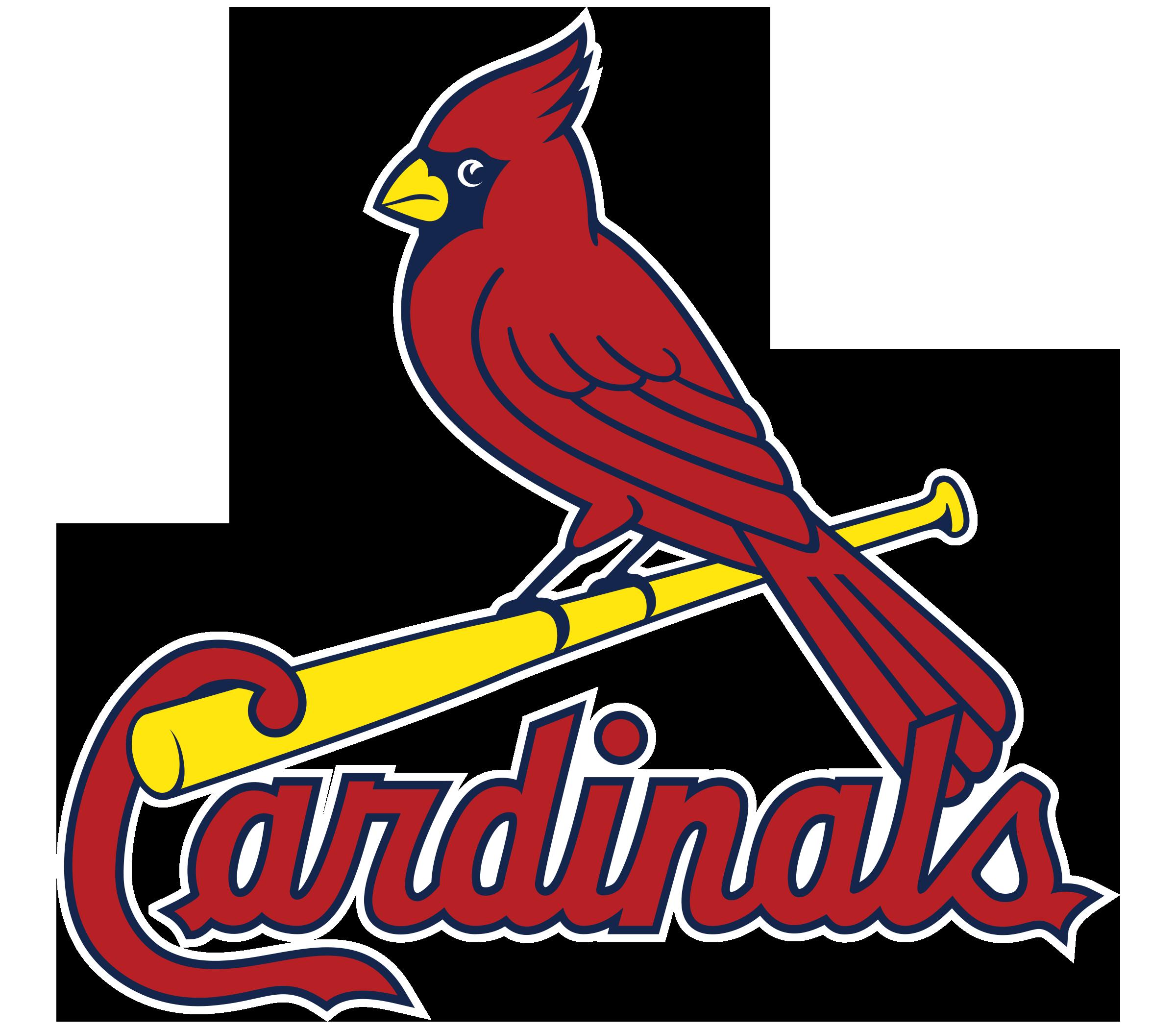 St Louis Cardinals Logo Transparent
