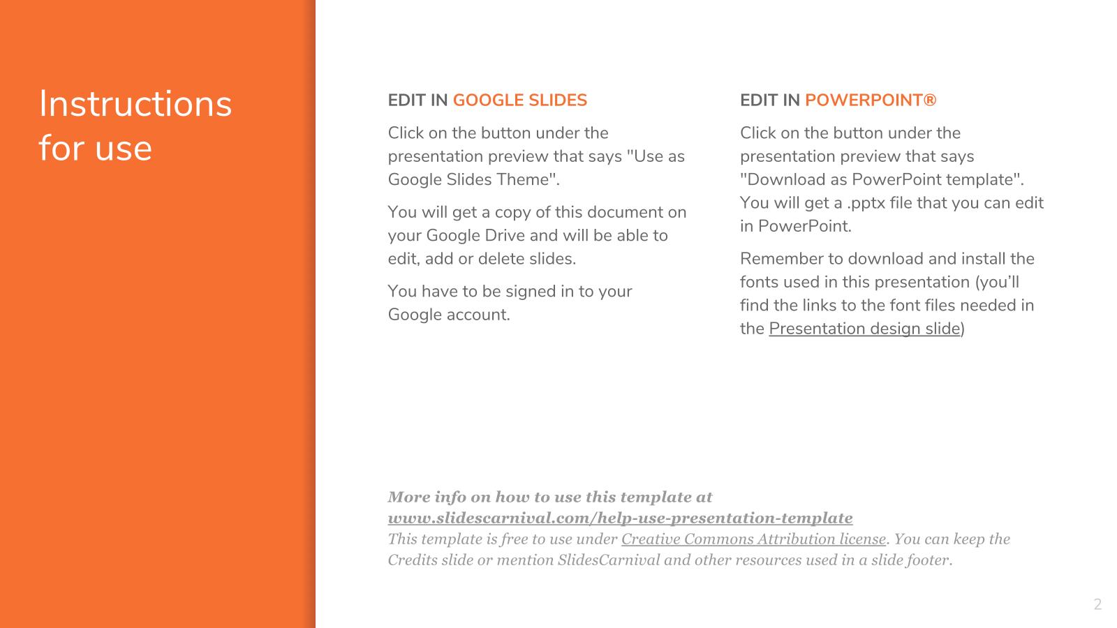 ulysses google slides theme free powerpoint template freebie