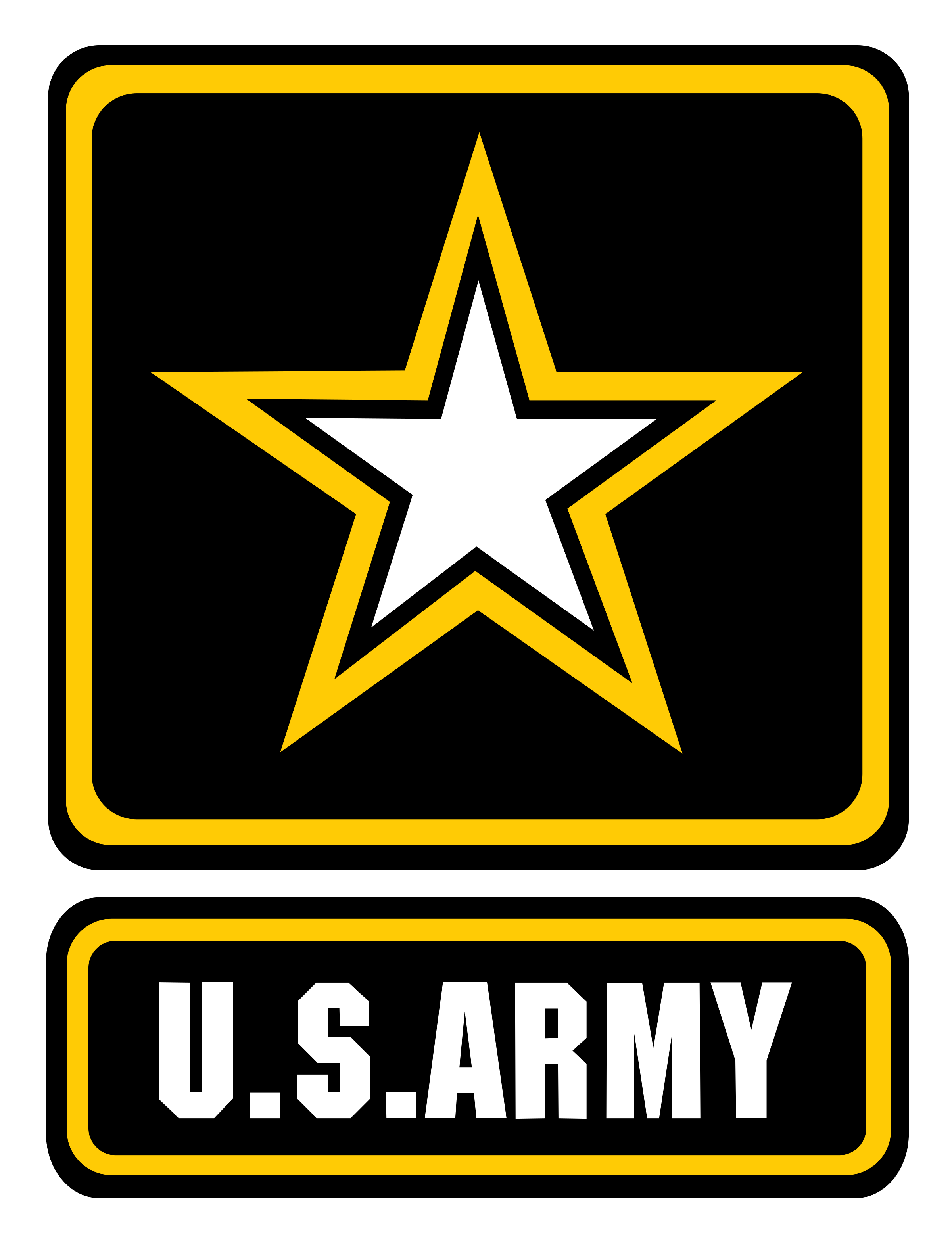 U S  Army Logo PNG Transparent & SVG Vector - Freebie Supply