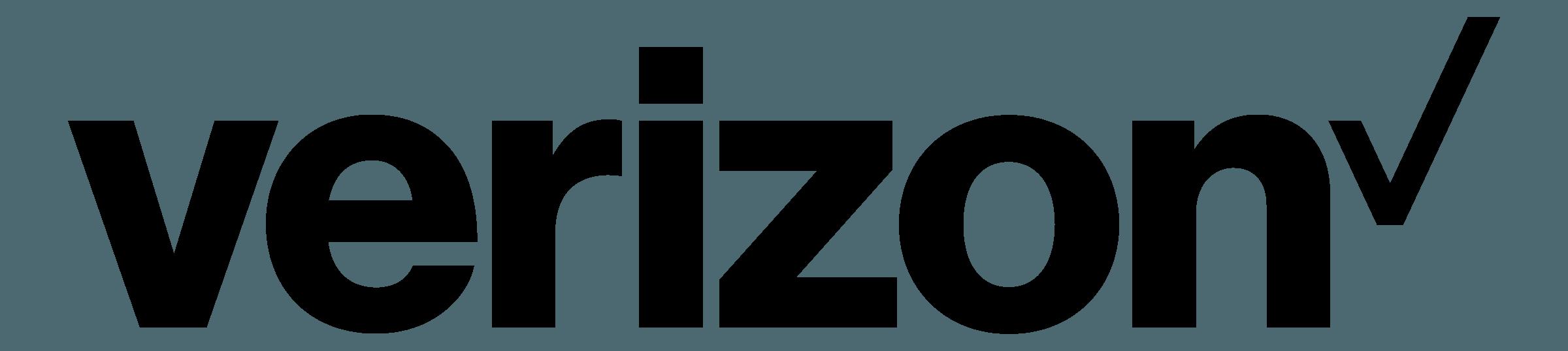 Verizon Logo PNG Transparent & SVG Vector - Freebie Supply