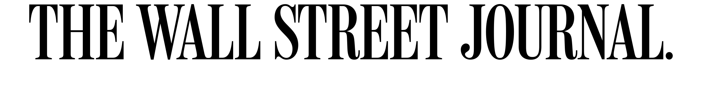 The Wall Street Journal logo