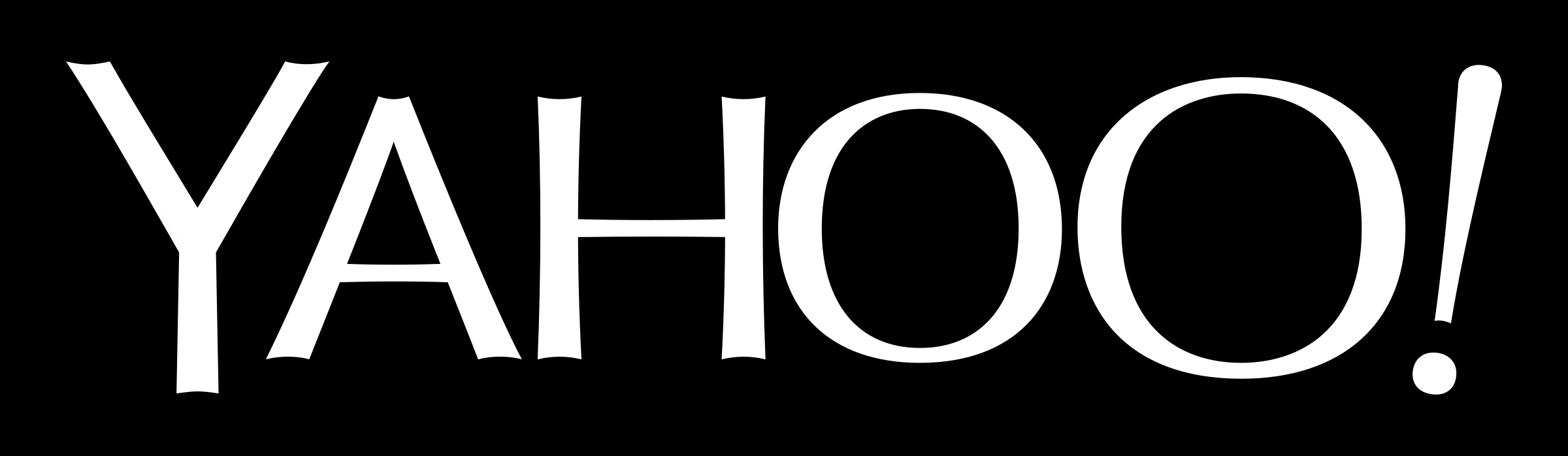 Yahoo Logo Png Transparent Svg Vector Freebie Supply