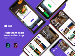 15+ App UI Freebies Hand-picked for Download
