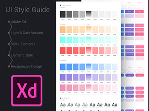20+ Style Guide Freebies Hand-picked for Download
