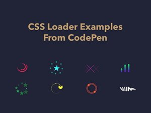 CSS Menu Examples From CodePen - Freebie Supply